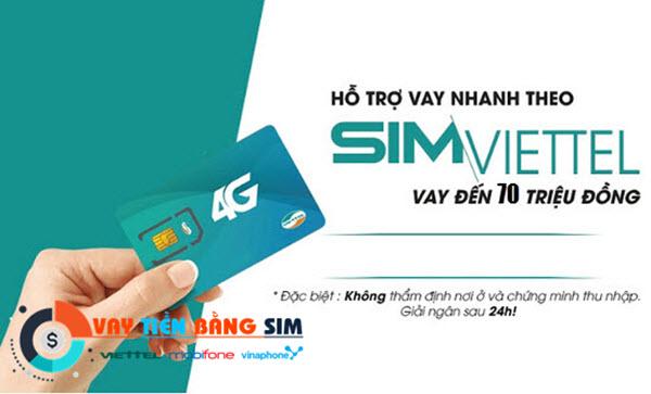 Cách kiểm tra SIM Viettel của bạn có đủ điều kiện vay tiền hay không?