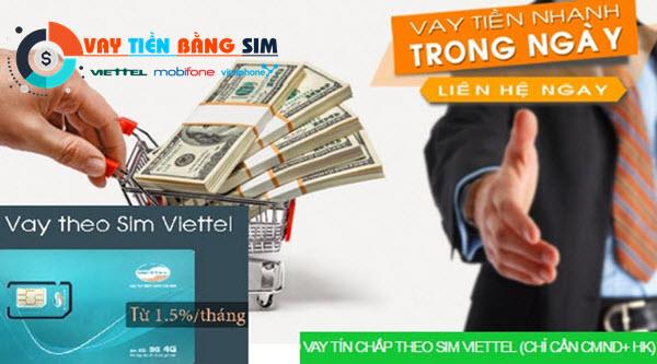 Một SIM Viettel vay được bao nhiêu lần?