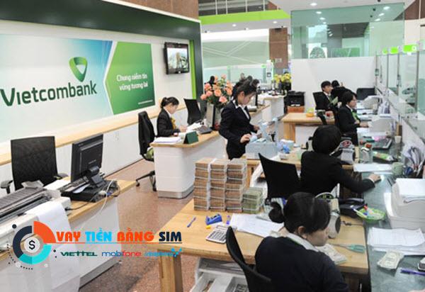 Vay tiền qua App Vietcombank; ngân hàng Ngoại Thương, tối đa 90 triệu