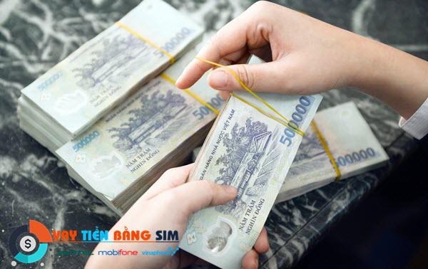 Vay tiền mặt tín chấp bằng SIM Viettel, ngân hàng VP Bank