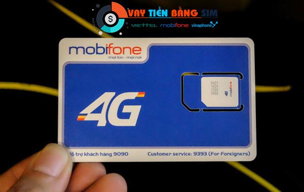 Những đối tượng được vay tiền bằng SIM Mobifone