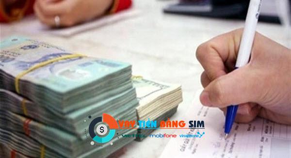 Những tỉnh nào được vay tiền bằng SIM?