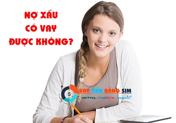 Nợ xấu là gì? Nợ xấu có được vay qua SIM không?