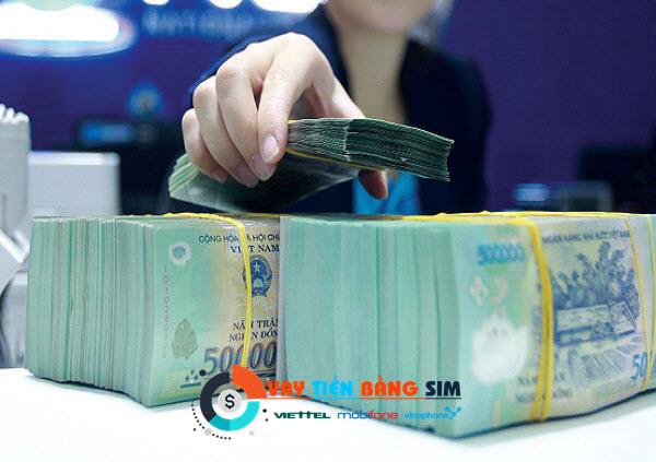 Vay tiền bằng SIM có cần số đẹp không?