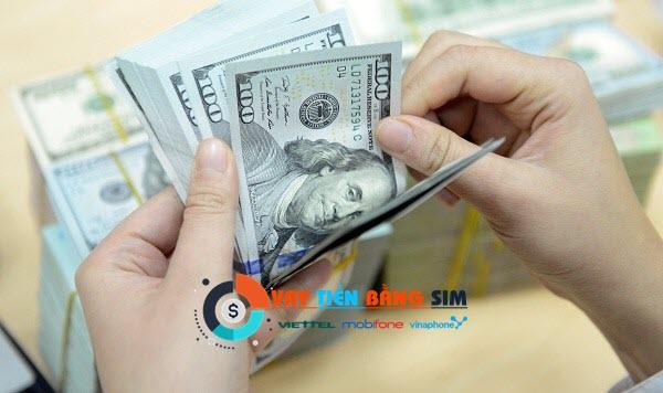 Vay tiền bằng SIM Vinaphone lãi suất cao không?