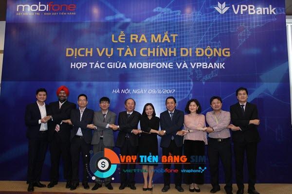 Vay tín chấp theo SIM Mobifone khoản vay KHỦNG, thời hạn 36 THÁNG